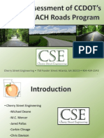 PEACH Roads Powerpoint