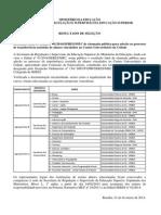 Resultado de Selecao Edital n1 Uc (1)