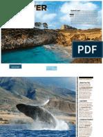 Islands Magazine Discover travel reviews - November 2009 Issue