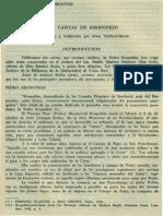 Cartas de Kropotkin para compas en Costa Rica, hacia Elías Jiménez Rojas