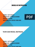 Teori &Model Pembelj.prof.Punaji-sun