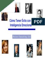 Inteligencia Emocional en La Empresa