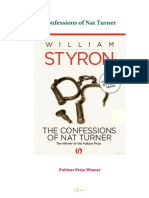Confessions of Nat Turner, William Styron