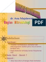 Sterilisasi & Desinfeksi .Ppt;PSIK