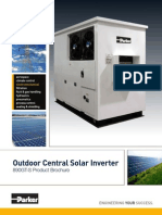 HA473461 Iss6 Outdoor Solar Central Inverter