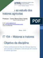 Introducao Ao Estudo Dos Tratores Agricolas