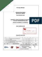 5539-3430-ESP-PL-0003 R1 ET Montaje de Tuberías - Certificado