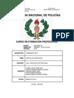 Articulos Cientificos - ANAPOL CD
