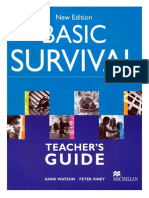 Basic Survival Mcmillian TG
