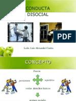 Conducta Disocial y Mutismo Selectivo Exposicion
