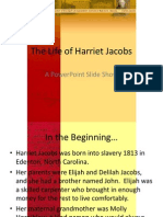the life of harriet jacobs