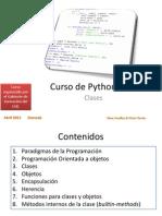 Iniciacion Python Clases