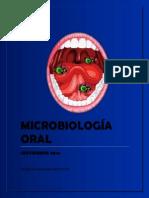 MICROBIOLOGÍA ORAL