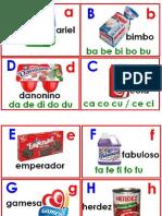 Alfabeto de Marcas y