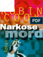 Cook,Robin - Narkosemord
