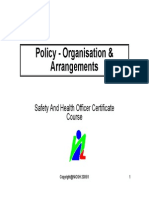 04-Policy Organisation & Arrangements