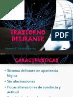 TRASTORNOS DELIRANTES 2