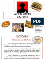 City Picnic Resume Nf In