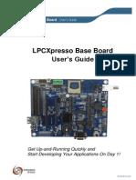 LPCXpresso BaseBoard Users Guide Rev PA14