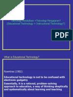 Bab1 Unit 1 Definisi Teknologi Pendidikan