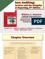 modern auditing ch12.ppt