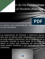 Modelo Atomico