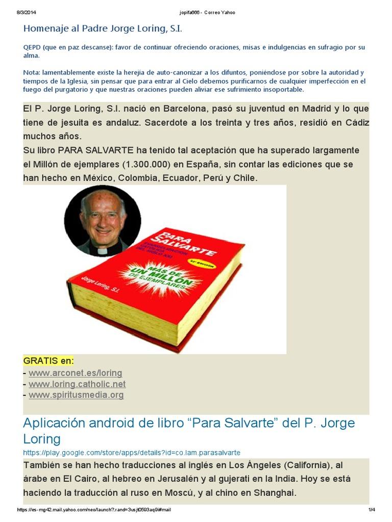 Padre Loring Para Salvarte Download