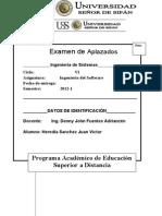 Examen de Software