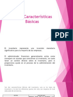 4.5.1 Caracteristicas basicas