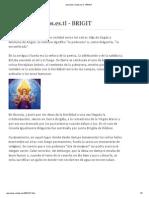 DEIDADES (BRIGIT ) Wiccanos Unidos.es