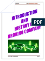Final Projectcustomer satisfaction derrivative market of sharekhan