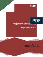 projecto curricular de agrupamento