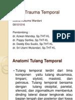 Trauma Temporal