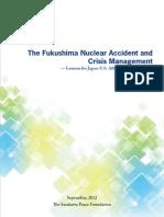 Book Fukushima