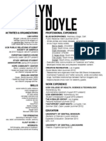 Katelyn Doyle Resume