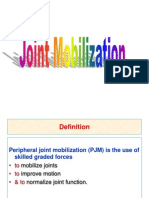 107553_Peripheral Joint Mobilization