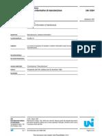 Sistema informativo di manutenzione ISO 1997