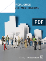 Db Unoffical Guide to Investment Banking