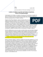 Bardos Feltoronyi Frontieres UE 2004