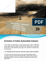 Automobile Industry Ppt