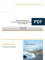 Reference Models OSI- ITESO