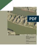 Main Street Retail Study