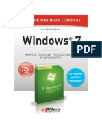 Windows 7 - Le Mode d'Emploi Complet