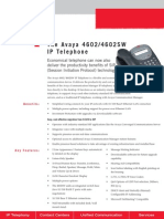 Avaya 4602sw Ip Telephone