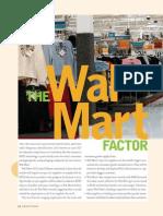 The Walmart Factor