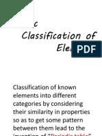 X Chem Periodic Table Printable Version