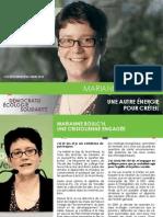 Programme Créteil Demain municipales 2014
