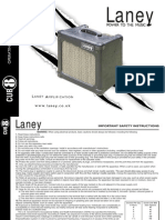 Laney Cub8 Manual
