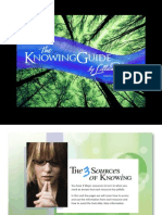 The Know yourself guide