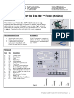 Boe Bot Crawler Documentation v2.0